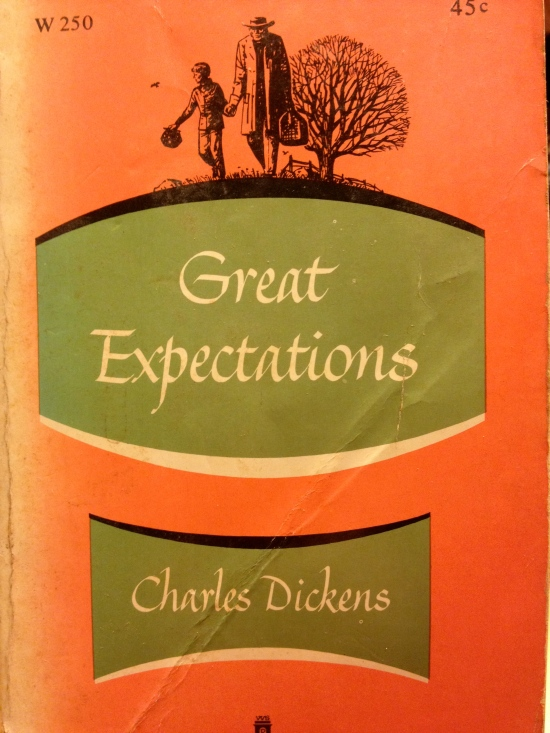 Another Dickens from my library
