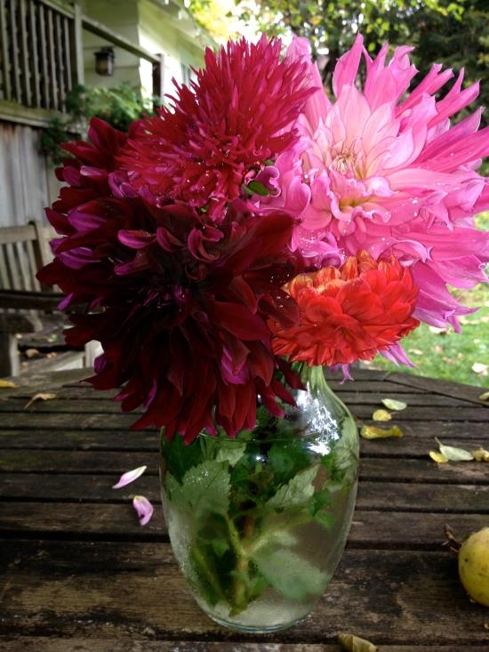 Pam's Bouquet.