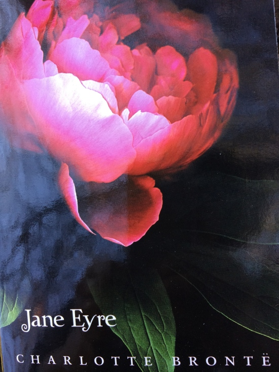 The 2011 Harper Teen edition of Jane Eyre.